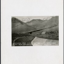 Completed open Los Angeles Aqueduct