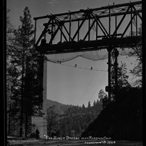 """Pit River Bridge"" near Redding, Calif"