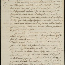 Frederick the Great, letter, 1766 Sept. 1, to Voltaire