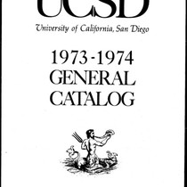 UC San Diego General Catalog, 1973-1974