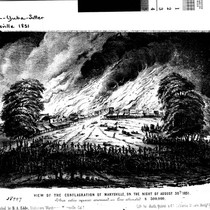 1851 Marysville Fire