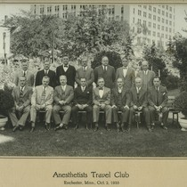 Anesthetists Travel Club photo group