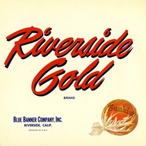 Blue Banner Company Inc., Riverside Gold Brand
