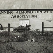Banning Almond Growers Association warehouse
