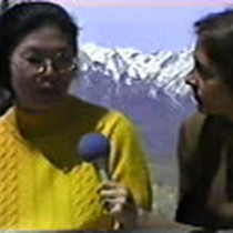 Inyo County Television News 1981 Story on Dee Uyeda and Joan Busby ...