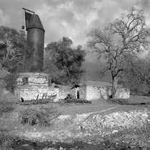 Henry Cowell's Lime Kiln, Marble Valley, El Dorado County, California