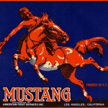 American Fruit Growers Inc., Mustang Brand