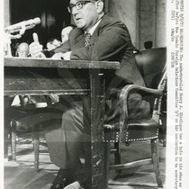 Henry Kissinger before the Senate Foreign Relations Committee
