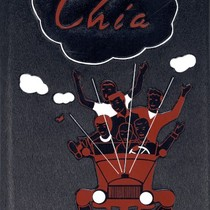 Chia, (Palm Springs, CA), 1955
