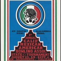 1st Annual Calif. Mexican American Bowling Assoc. State Tournament