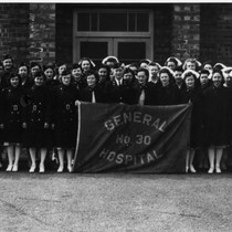 Nursing personnel of General Hospital No. 30