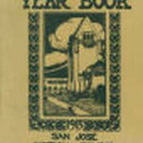 1913 Senior Year Book