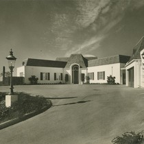 John Elgin Woolf: Guasti house (Montecito, Calif.)