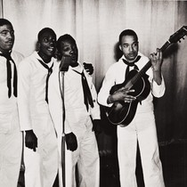 The 80th Construction Battalion Quartet ; the 80th was a mostly black ...