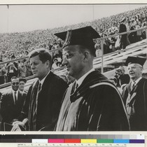Berkeley campus. On March 23, 1962, President John F. Kennedy addressed the ...