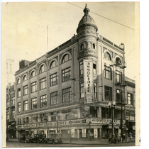 Abrahanson building, southeast corner of Washington and 13th Streets in downtown Oakland, ...