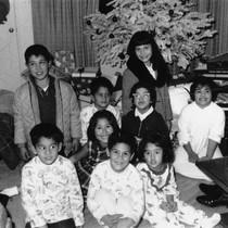Angie Padilla's Nephews and Nieces [graphic]