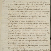 Frederick the Great, letter, 1766 Aug. 13, to Voltaire