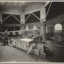 Anderson-Barngrover Manufacturing Company Exhibit at the Pan-Pacific Exposition in San Francisco, 1915