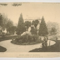 Residence of C. T. Ryland, 431 North First St., San Jose, Artotype ...