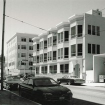 2380 Sutter Street, medical offices