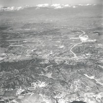 Aerial views of the Conejo Valley