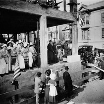 Laying of the Cornerstone, Hellman Building