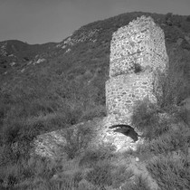 J. J. Bart's Lime Kiln, San Benito County, California
