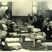 1964 meeting of the Bureau of Narcotic and Dangerous Drugs Advisory Committee ...