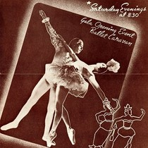 "Brochure for the Cecelia Schultz ""Dance Theatre Series"" 1938-1939 Season"