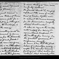 Letter from John Muir to [William C.] Hendricks, 1875 Nov 20