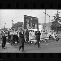 Medgar Evers memorial march in Los Angeles (Calif.)