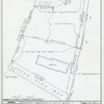 Proposed Subdivision of Lot 10, Block C., Tamalpais Valley, Sub. [Subdivision] No. ...