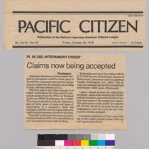 Pacific Citizen article 10/20/78