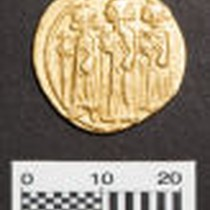 Byzantine-Constantinople Heraclius Coin