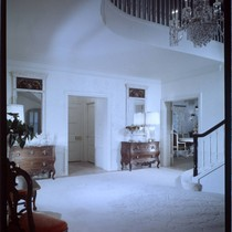 [Unidentified interiors]. Foyer
