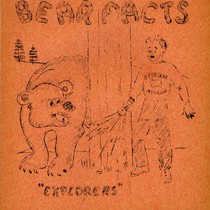 Cover of Bear Facts, volume II, number 6