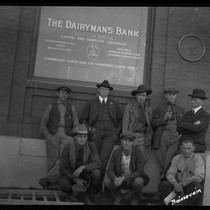 Dairy Cost of Production Project meeting at the Dairyman's Bank in Valley ...
