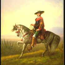 The Padron [mounted horseman]