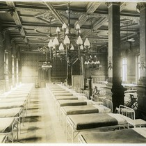 World War I hospital [1]