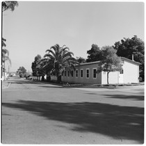 Camp Matthews, Barracks, Building No.209, No.223; Gas Station, Building No.526