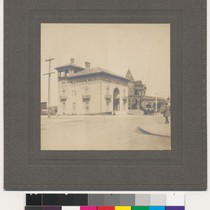 [Exterior view of house.]