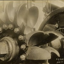 #2 Exciter Wheel, Jan. 7, 1914 (medium view)