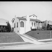 1026 South Harcourt Avenue, Los Angeles, CA, 1926
