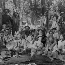 Sierra Club outing, 1902