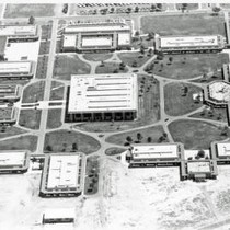 Aerial View of Southwestern Junior College