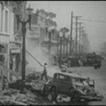 1933: Los Angeles Rocked By Earthquake