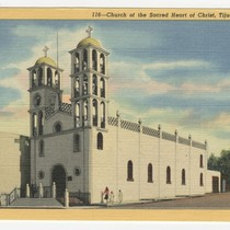 116 - Church of the Sacred Heart of Christ, Tijuana, Mexico