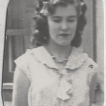 14-year-old Mildred Douglas, reported missing, Los Angeles, January 1940