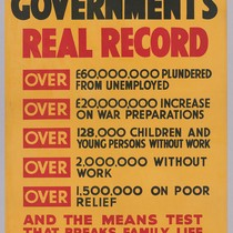 """National"" Government's Real Record...: Vote Labour"